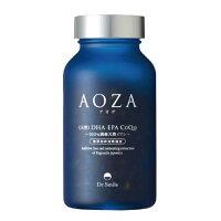 オメガ3が手軽に摂れるサプリメント【AOZA(アオザ)】「DHA」「EPA」「CoQ10」豊富な青魚「国産カタクチイワシ」使用!安心◎【Dr.Smile/ドクタースマイル】