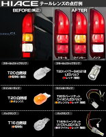 ラバーソケットツインカラーLEDウインカーポジションバルブT20ハイパワーSMD21連/プロジェクターレンズ搭載赤/橙