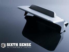シックスセンストレイ付きナビバイザー50系エスティマ4型ESTIMA専用