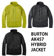 BURTON AK457【バートンエーケー457】Hybrid jacket ☆2014FW【正規品】