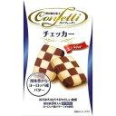 イトウ製菓 コンフェッティチェッカー 9枚×6個