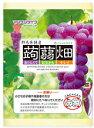 マンナンライフ蒟蒻畑ぶどう味12袋×2ケース【ダイエット食品】 【送料無料】