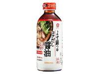 キッコーマンよせ鍋つゆコクだし醤油×12個【送料無料】