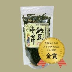 「日本ふりかけグランプリ金賞の味」通宝海苔 納豆ふりかけ 40g×3個★クリックポスト送料無料…
