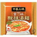 明星食品 明星 中華三昧 赤坂榮林 酸辣湯麺 103g ×1