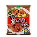 ニッスイ 今日のおかず 若鶏の旨だれから揚げ 500g×12個 【冷凍食品】