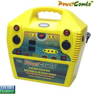 送料無料!!ポータブル電源 パワーコンボ(POWER COMBO)PG−521SP 「車中泊用品」「非常用...