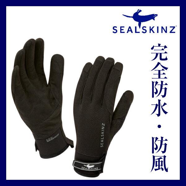 SealSkinz シールスキンズ Dragon eye glove 防水手袋 グローブ 1211405 ブラック S-XL
