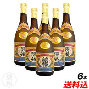 ≪泡盛古酒≫請福ビンテージ43度720ml×6本【まとめ買いでお得!】