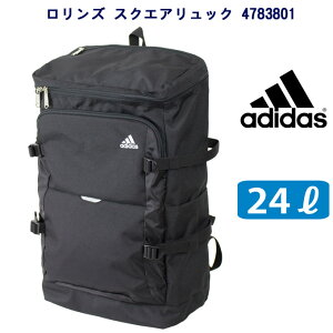 40ce99282d adidas(アディダス)4783801 リュック 通学 スクエア ロリンズ (スクールバッグ/バッグ/スクール/リュックサック/大人/男子/メンズ /女子/レディース/大容量/丈夫.