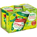 コバラサポート マスカット風味 185mL×6本【3990円以上送料無料】