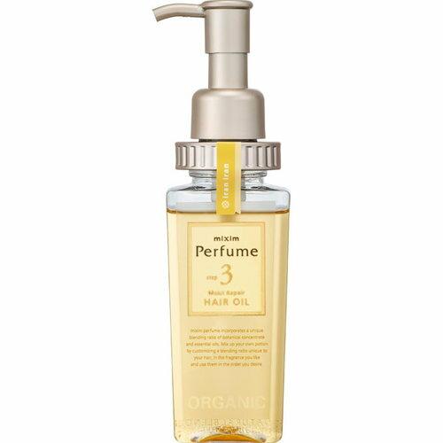 mixim Perfume(ミクシムパフューム) モイストリペア ヘアオイル 100mL【3990円以上】