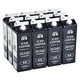 【お取り寄せ】【EK】 成城石井 アイスコーヒー無糖12本セット 1000ml×12本