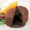 【】【とろけるチョコレートケーキ】 【フレック】 業務用 フォンダンショコラ 6個入り 【冷凍...