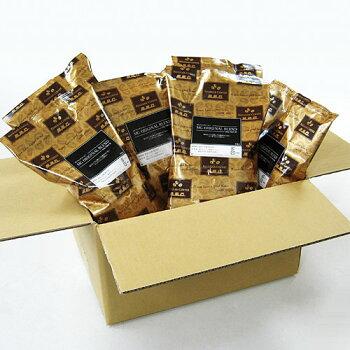 【送料無料】MGブレンドコーヒー500g中挽き粉6パックセット(レギュラーコーヒー)