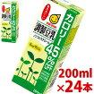 【マルサン】調整豆乳カロリー45%オフ200ml×24パック