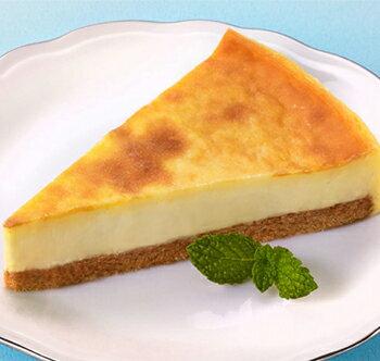 ●超濃厚● 【フレック】 業務用 ニューヨークチーズケーキ(カット済み)1箱(6個入)【スイーツ 冷凍食品】【re_26】【】【sa_tab】