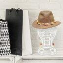 帽子スタンド|帽子 ハンガー 帽子掛け レディース メンズ ウィッグスタンド 男性 女性 収納 かつら デザイン アンティーク風 一人暮らし スタンド