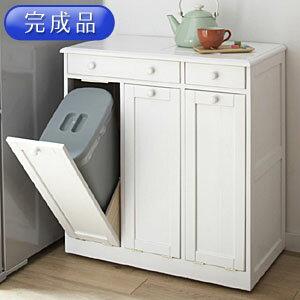 ダストボックス 2分別 15L リットル キッチン 収納 おしゃれ かわいい ごみ箱 ゴミ箱...