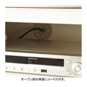 【送料無料】テレビ台UD(zacca)可愛いシンプル引出し付白ローボードテレビボード32型32インチホワイト省スペースハイタイプ北欧スリム【大型】
