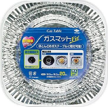 【東洋アルミ】ガスマットFit!