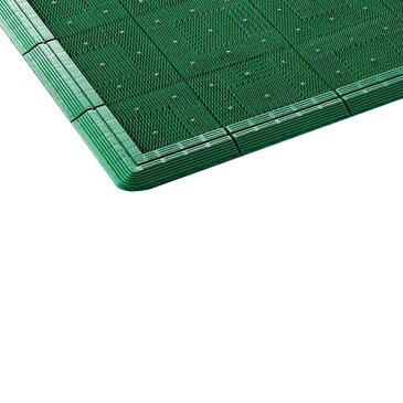 【山崎産業株式会社】泥落としマット エバックスターマット #6 60×90cm グリーン