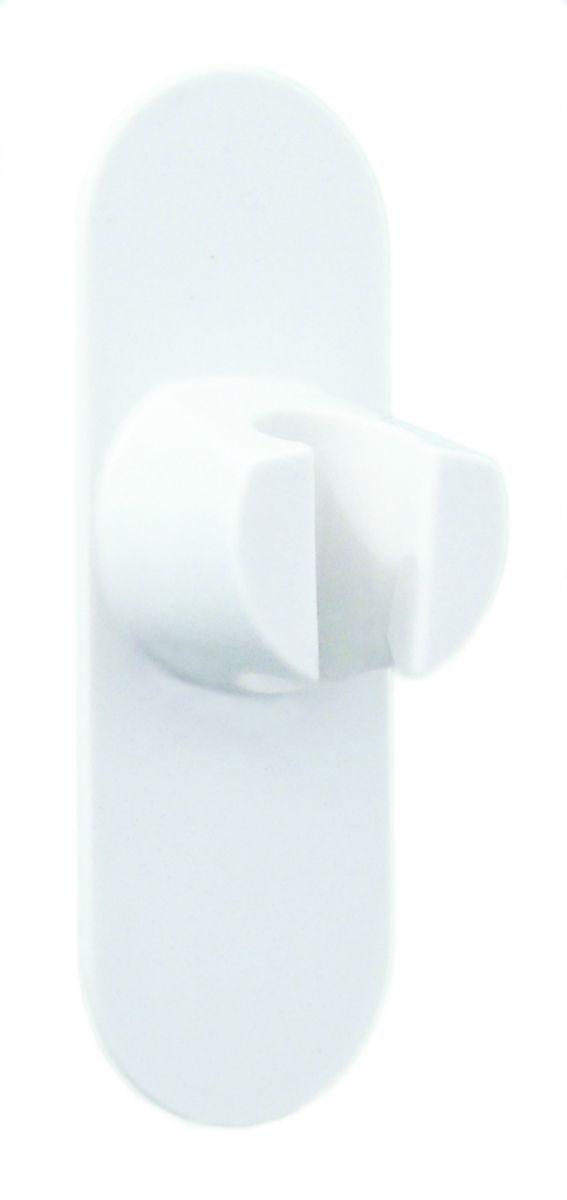 東和産業 バス 収納 浴室 磁着 マグネット シャワーホルダー ホワイト (耐荷重1.5kg)