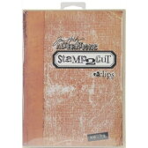 【Sizzix eclips Stamp2Cut Cartridge By Tim Holtz-Alterations No. 12 (並行輸入品)】