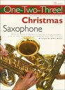 【送料無料】【One-two-three! Christmas - Saxophone: Saxophone】 071199384x