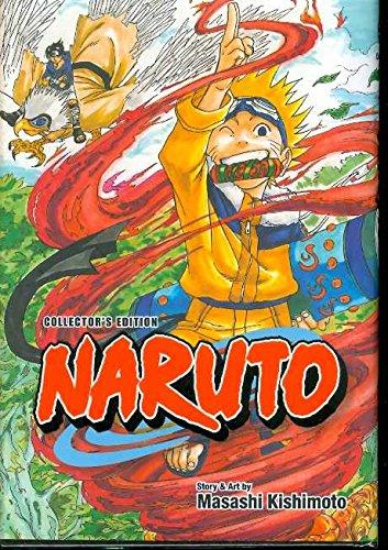 【Naruto  Vol. 1 (Collector