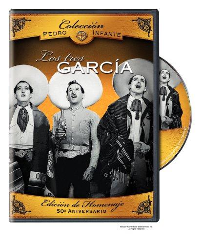【Coleccion Pedro Infante: Los Tres Garcia】