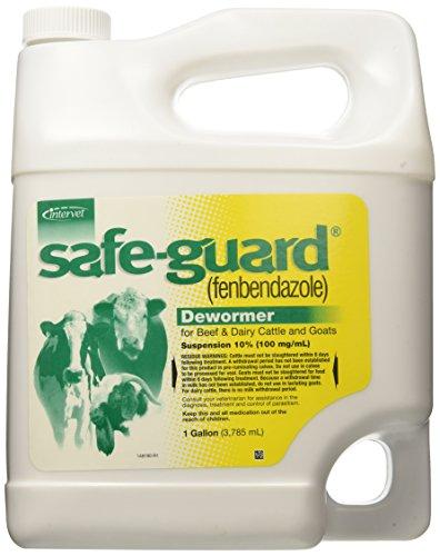 【Vetoquinol Safeguard Suspension Pet Wormers 1-Gallon by Intervet】:生活総合倉庫