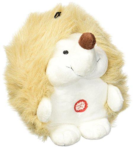 【Pet Qwerks Large Plush Hedgehog by Pet Qwerks】 Pet Qwerks Large Plush Hedgehog by Pet Qwerks