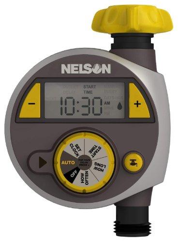 【ネルソンスプリンクラー56607液晶画面を持つ大規模なタイマー】 ネルソンスプリンクラー56607液晶画面を持つ大規模なタイマー b007fg7two