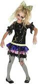 【ゾンビ人形子供の衣装 Zombie Doll Costume】 ゾンビ人形子供の衣装 Zombie Doll Costume b00bjh4oly