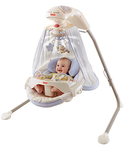 【FISHER-PRICE STARLIGHT CRADLE