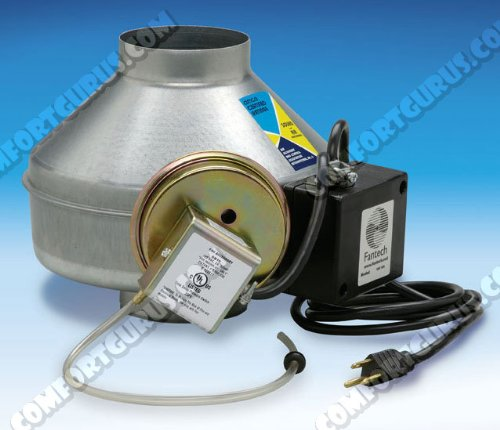 【Systemair Dryer Booster Kit with Fan DBF 4XL Fantech by Fantech】     b001nfnb1q:生活総合倉庫