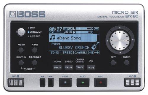 【BOSS Digital Recorder MICRO BR  BR-80】     b004w8zn7q:生活総合倉庫