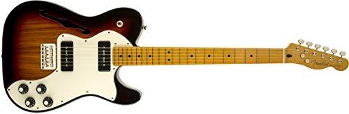 【Fender フェンダー エレキギター MOD PLYR TELE THLN DLX 3TSB】     b005n2aps2:生活総合倉庫