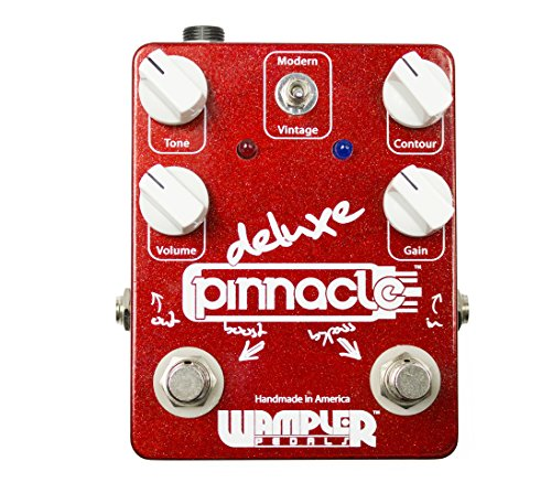 【Wampler Pedals [ワンプラーペダル] Pinnacle Deluxe】