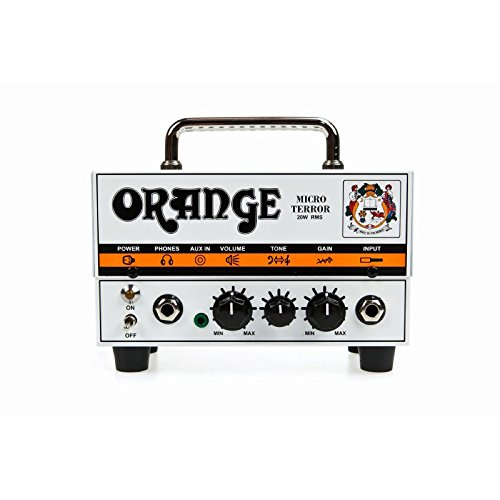【ORANGE Micro Terror 20W Mini Guitar Head  Solid State ギターアンプヘッド MICRO TERROR20 Orange】     b00dv9h47e:生活総合倉庫