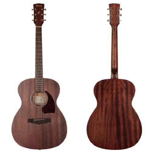 【Ibanez アイバニーズ PC12MHOPN Grand Concert Mahogany アコースティックギター Open Pore Natural アコースティックギター アコギ ギター (並行輸入)】     b00if3na2y:生活総合倉庫