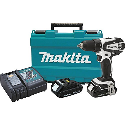 【Makita XFD01CW 18V Compact Lithium-Ion Cordless 1/2 Driver-Drill by Makita】     b00lumc38y:生活総合倉庫
