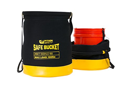 【3M DBI-SALA Fall Protection For Tools  1500135 Canvas Spill Control Safe Bucket  19.5 X 15.5 Hook and Loop Closure System  100Lb Load Rating by 3M Fall Protection Business】     b00y2cbs6m:生活総合倉庫