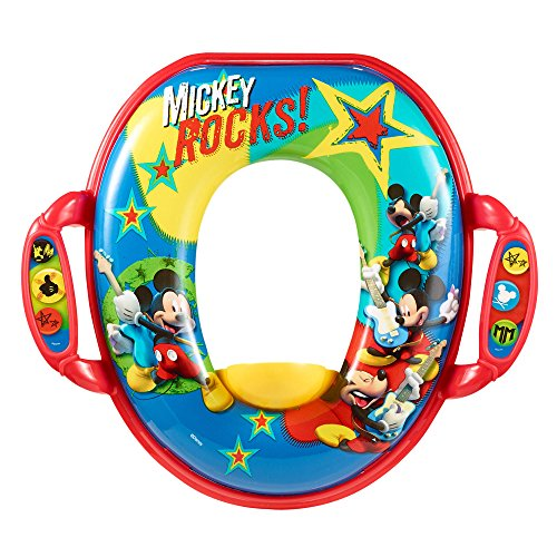 【The First Years Mickey Soft Potty Seat by The First Years】 b00r63hi9k