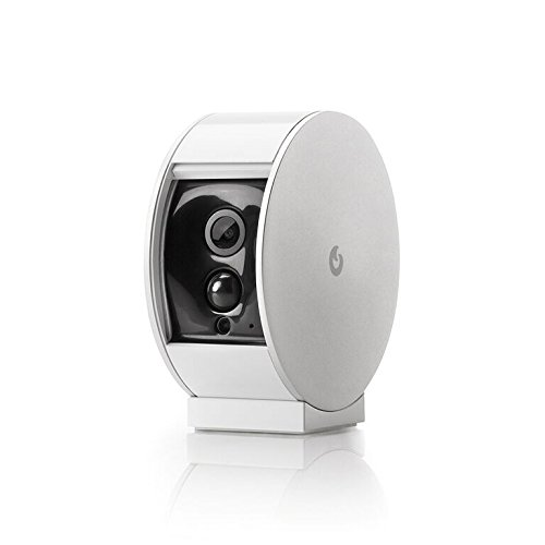 【Myfox Security Camera with Privacy Shutter (Wi-Fi Wireless Smart Home HD Video Monitoring ...