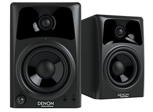 【Denon Professional アンプ内蔵 モニタースピーカー  DN-304S】     b013j9h8xk:生活総合倉庫