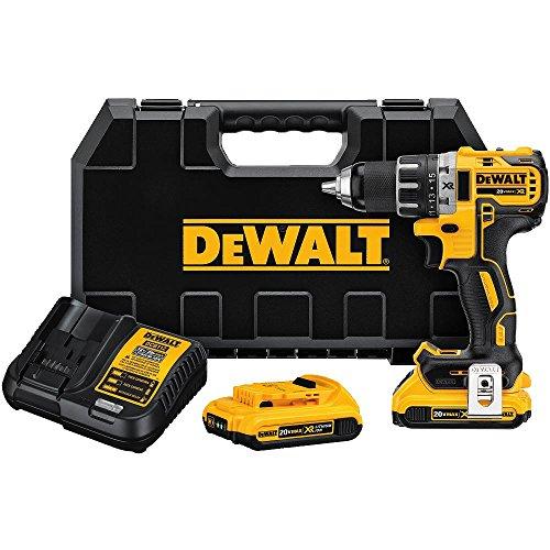 【DEWALT DCD791D2 20V MAX XR Li-Ion 0.5 2.0Ah Brushless Compact Drill/Driver Kit by DEWALT】     b0183rlvsq:生活総合倉庫