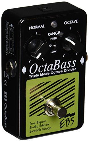 【EBS Octa Bass Studio Edition ベースエフェクター】     b01690x1oq:生活総合倉庫