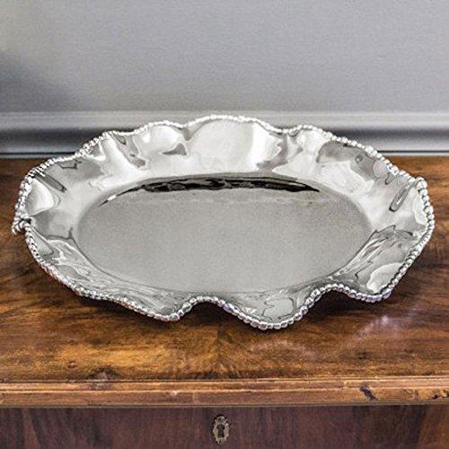 【Beatrizボール有機パールolanes Oval Platter ( LG ) 7090】     b01gbj7iqc:生活総合倉庫